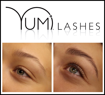 På Studio The Look erbjuder vi Yumi Lashes och Yumi Brows